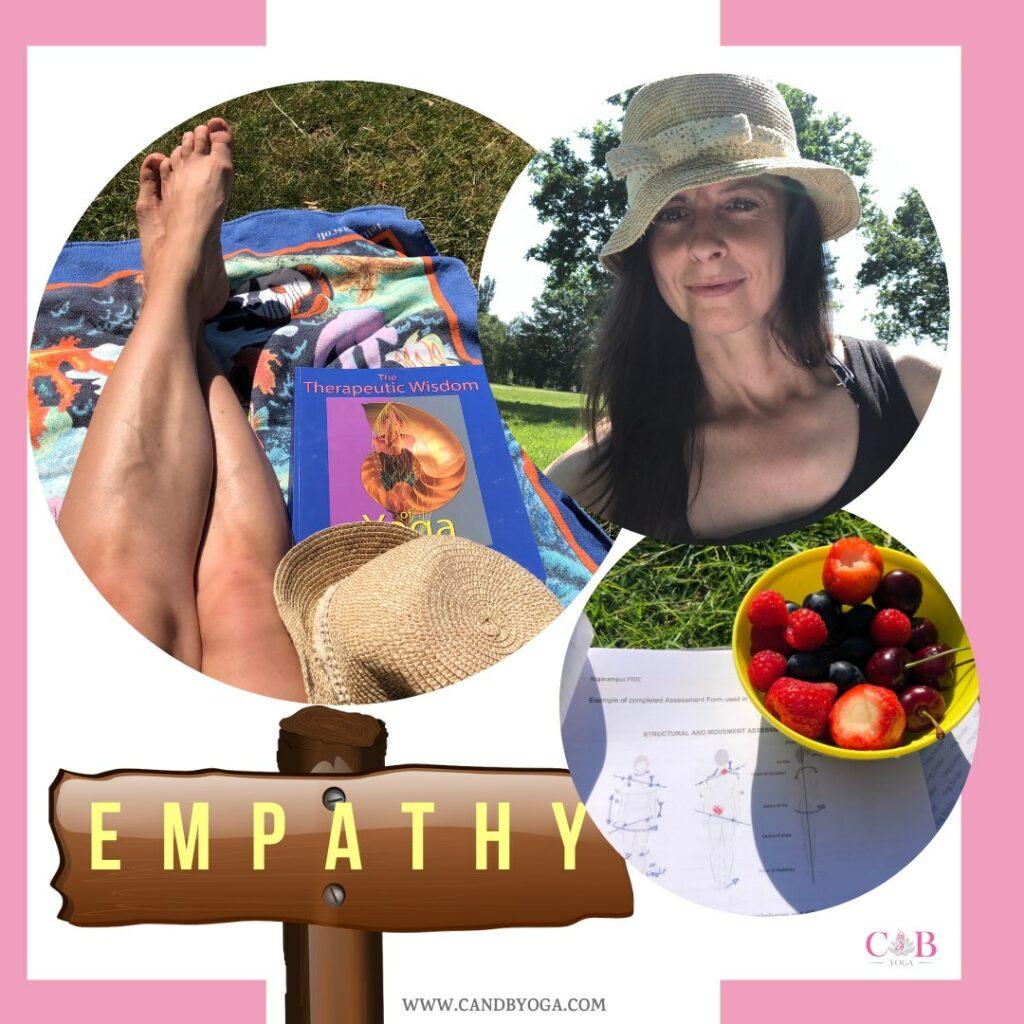 Empathy C and B Yoga
